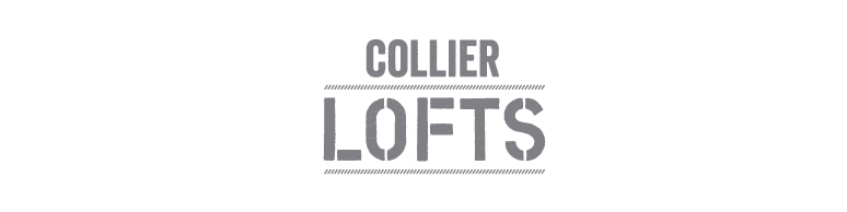 Collier Lofts Logomark