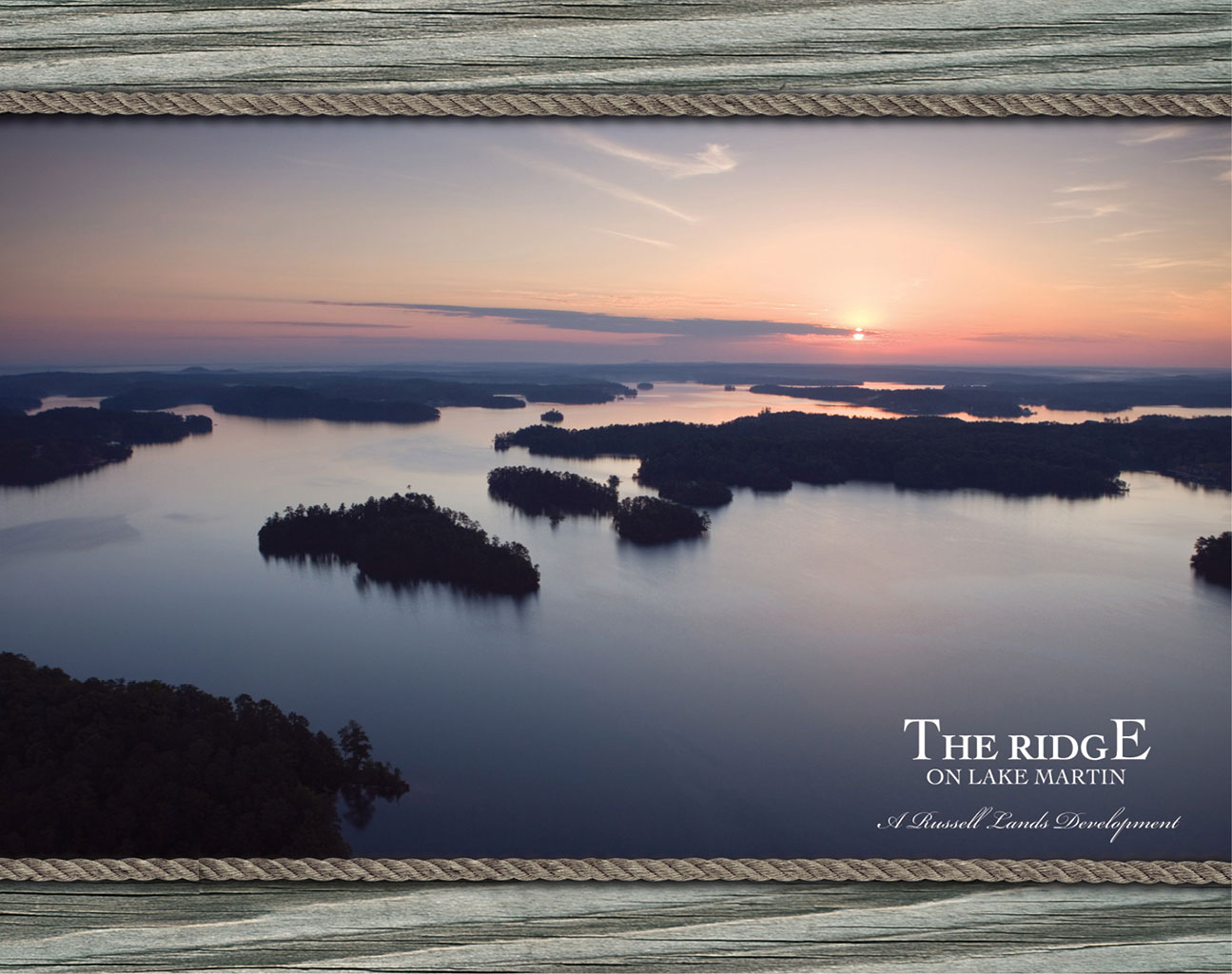 The Ridge on Lake Martin | Russell Lands | Alexander City, AL